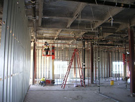 Madison Co. Medical Center/Pipe Basement/Power Plant